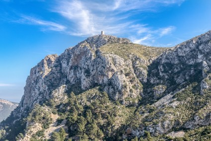 Hiking Mallorca Spring