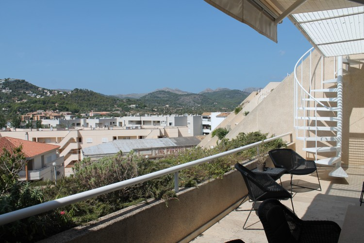 Penthouse in Port de Andratx available on Nano Mundo today; image 11