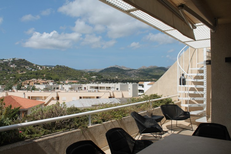 Penthouse in Port de Andratx available on Nano Mundo today; image 14