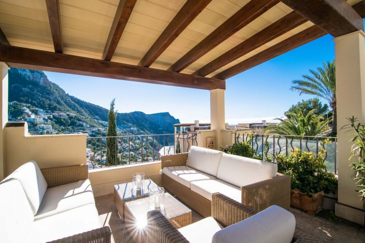 Penthouse in Port de Andratx available on Nano Mundo today; image 2