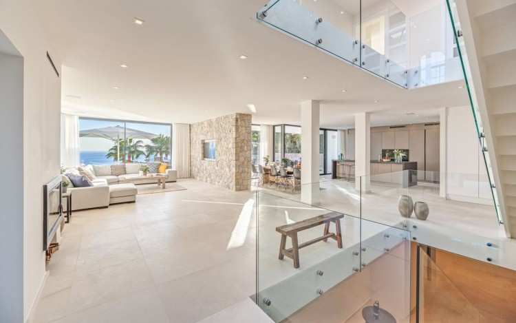 Villa in Bendinat  findes idag på Nano Mundo;billede 16