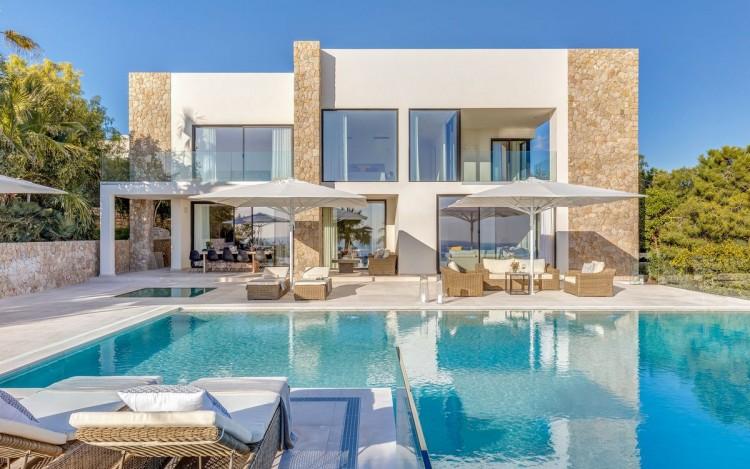 Villa in Bendinat  findes idag på Nano Mundo;billede 2