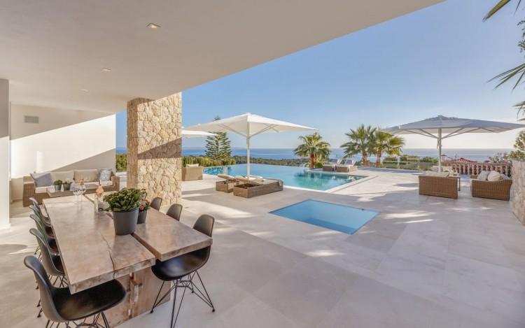 Villa in Bendinat  findes idag på Nano Mundo;billede 22