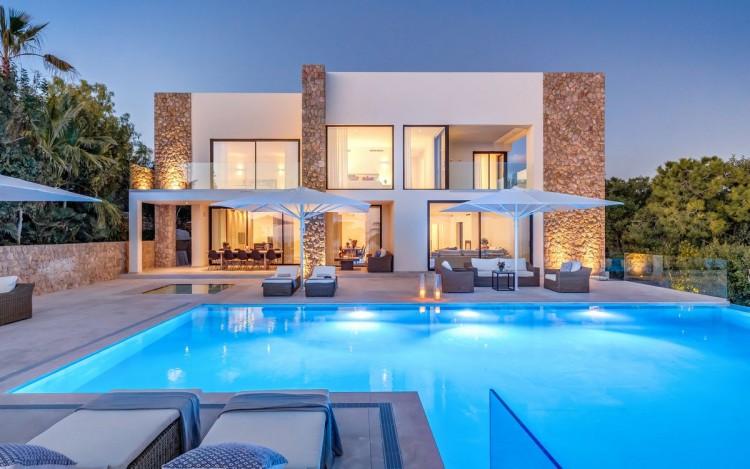 Villa in Bendinat  findes idag på Nano Mundo;billede 23