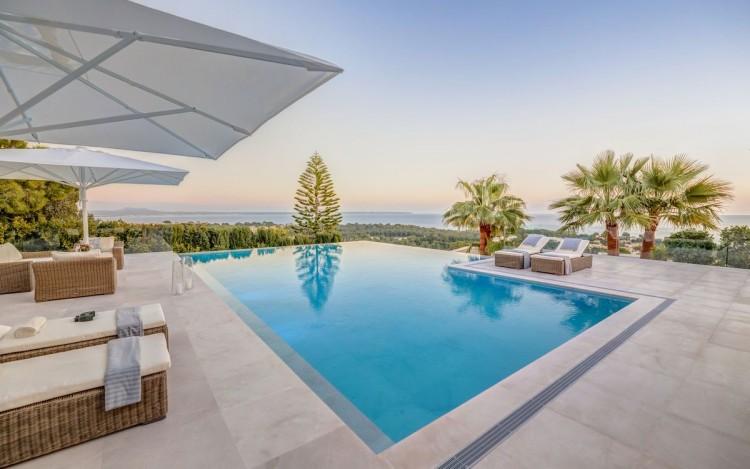 Villa in Bendinat  findes idag på Nano Mundo;billede 6