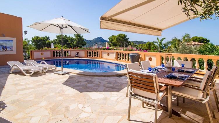 Villa in Port de Andratx available on Nano Mundo today; image 7