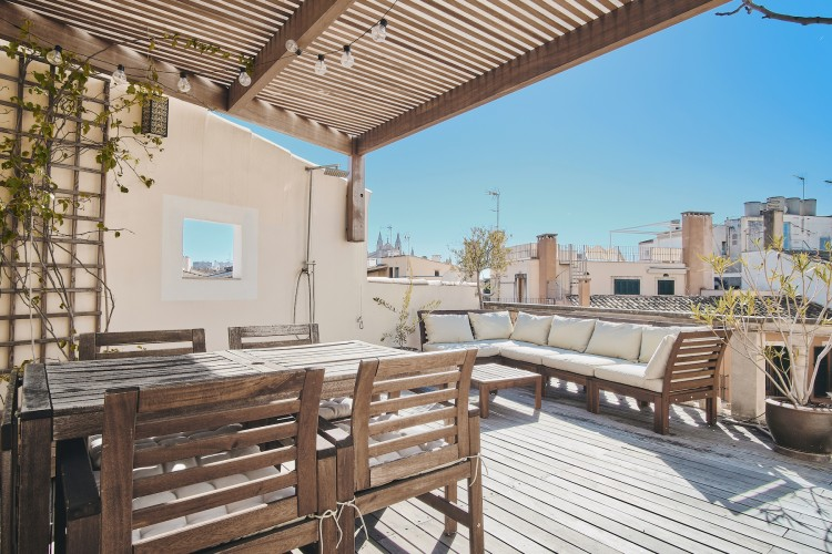 Penthouse in Palma available on Nano Mundo today; image 1