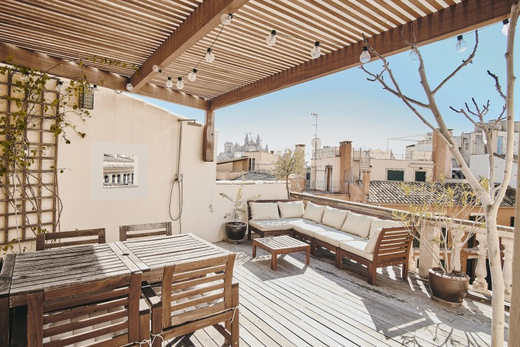 Penthouse in Palma available on Nano Mundo today; image 21