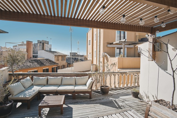 Penthouse in Palma available on Nano Mundo today; image 22
