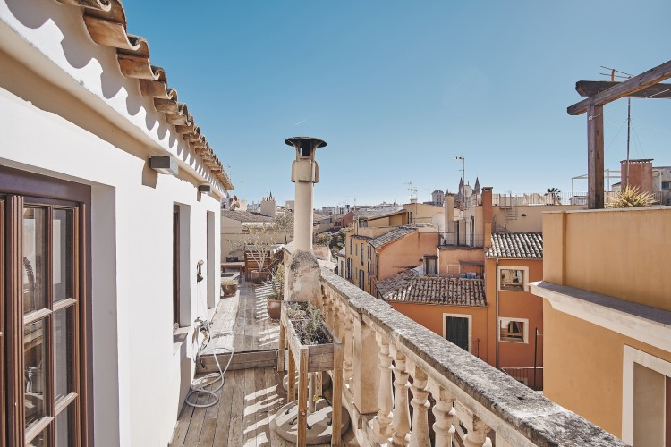 Penthouse in Palma available on Nano Mundo today; image 28