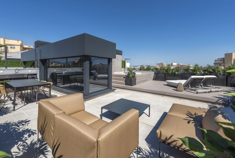 Penthouse in Palma available on Nano Mundo today; image 1