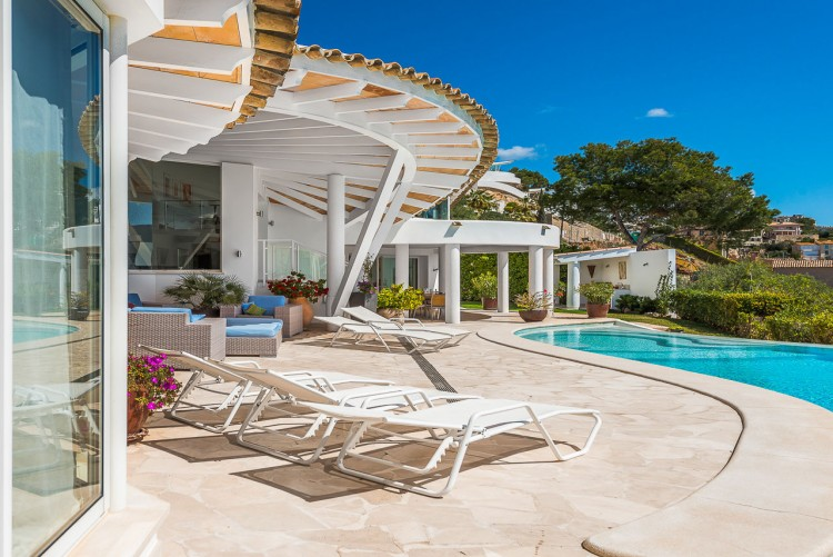 Villa in Port de Andratx available on Nano Mundo today; image 3